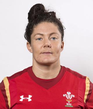 Gemma Rowland Wales Rugby