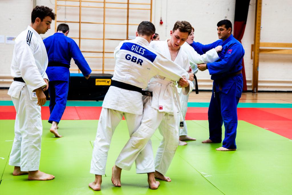 Judo GB