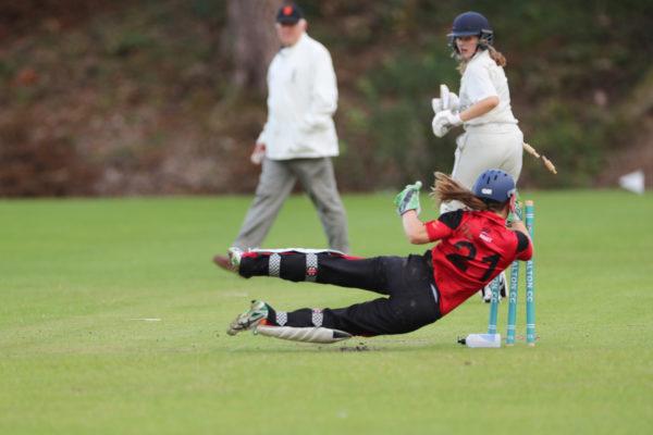 Cricket - Army Women v Alton Ladies